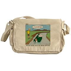 High Ground Messenger Bag