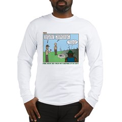 Fire Safety Long Sleeve T-Shirt