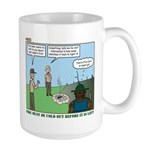 Fire Safety Large Mug