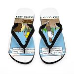 Axe Safety Flip Flops