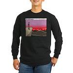 Reverent Long Sleeve Dark T-Shirt