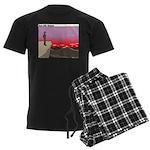 Reverent Men's Dark Pajamas
