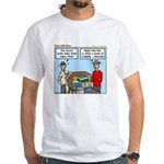 Clean White T-Shirt