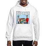 Clean Hooded Sweatshirt