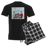 Clean Men's Dark Pajamas