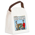 Clean Canvas Lunch Bag