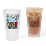 Clean Drinking Glass