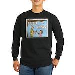 Brave Long Sleeve Dark T-Shirt
