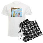 Brave Men's Light Pajamas