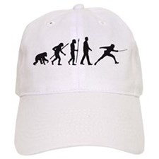 evolution fencing Baseball Cap