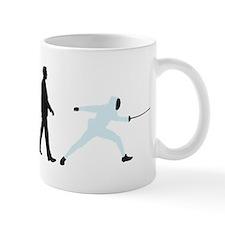 evolution fencing Mug