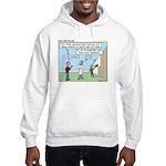 Cheerful Hooded Sweatshirt