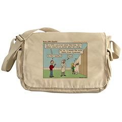 Cheerful Messenger Bag