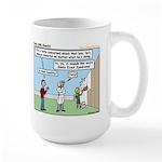 Cheerful Large Mug