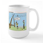 Obedient Large Mug