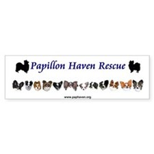 PapHaven Rescue Bumper Bumper Sticker