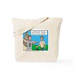 Courteous Tote Bag