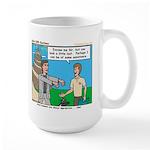 Courteous Large Mug