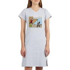 Friendly Women's Nightshirt
