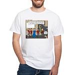 Helpful White T-Shirt