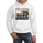 Helpful Hooded Sweatshirt
