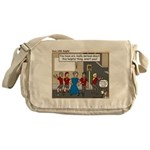 Helpful Messenger Bag