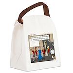 Helpful Canvas Lunch Bag
