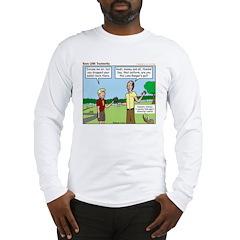 Trustworthy Long Sleeve T-Shirt