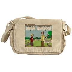 Trustworthy Messenger Bag