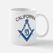 California Freemason Mug