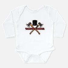 Vampire Hunter Long Sleeve Infant Bodysuit