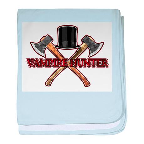 Vampire Hunter baby blanket
