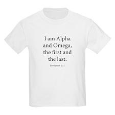 Revelation 1:11 T-Shirt