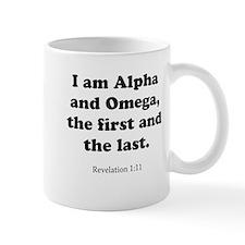 Revelation 1:11 Mug