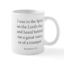 Revelation 1:10 Mug