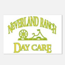 Neverland DayCare Postcards (Package of 8)