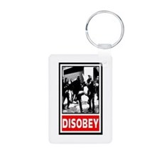 Disobey! Keychains