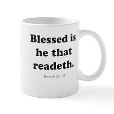 Revelation 1:3 Mug