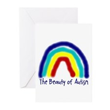 The Beauty of Autism Greeting Cards (Pk of 10)