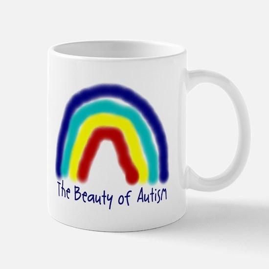 The Beauty of Autism Mug