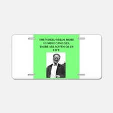 21.png Aluminum License Plate