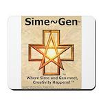 Sime~Gen Mousepad