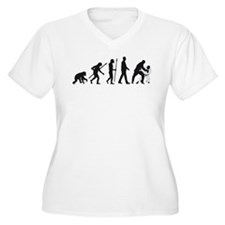 evolution judo martial arts T-Shirt