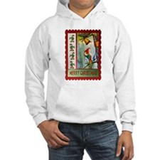 Ringing the Christmas Bell Hoodie
