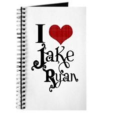 I love Jake Ryan Journal
