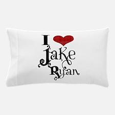 I love Jake Ryan Pillow Case