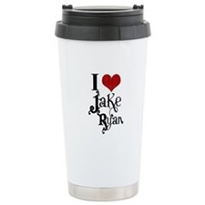 I love Jake Ryan Travel Mug