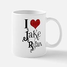 I love Jake Ryan Mug