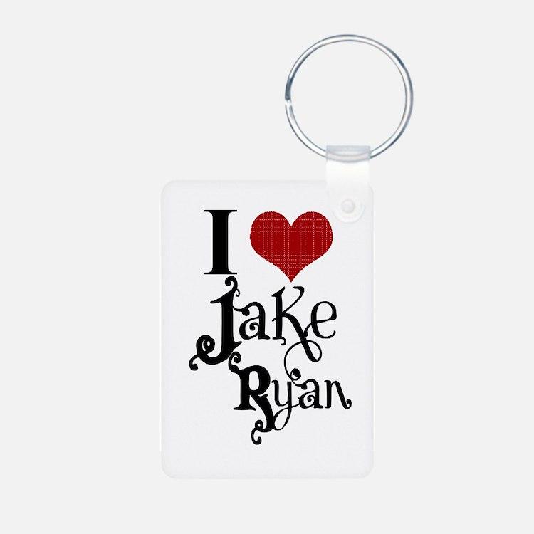 I love Jake Ryan Keychains