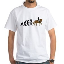 evolution horse riding Shirt